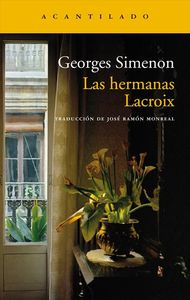 Descargar Ebook Las hermanas Lacroix de Georges Simenon